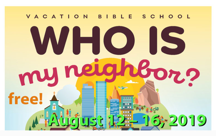 ad for VBS